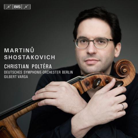 Poltera-DSO Shostakovich-Martinu